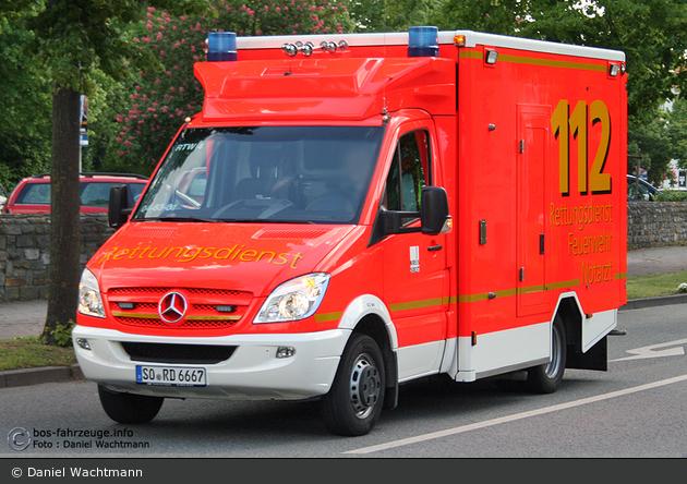 Rettungsdienst (RTW)
